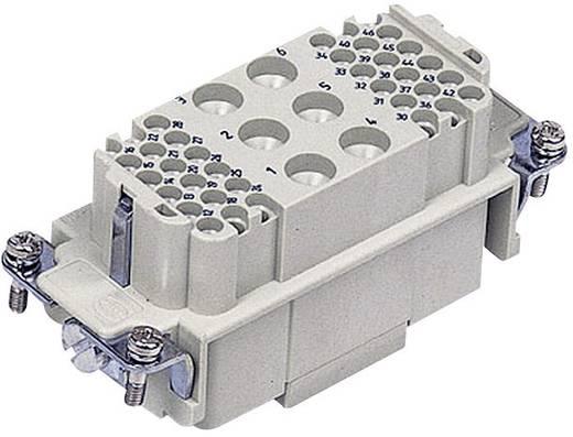 Buchseneinsatz Han® Com 09 38 042 3101 Harting 6 + 36 + PE Schrauben 1 St.
