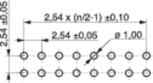 MPE Garry Buchsenleiste (Standard) Anzahl Reihen: 2 Polzahl je Reihe: 10 094-2-020-0-NFX-YS0 160 St.