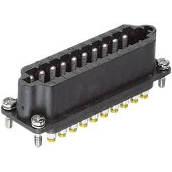 Vložka pinového konektoru Han® Staf 09 70 020 2622 Harting 20, šroubovací připojení, 10 ks