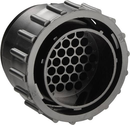 CPC Invertierte Stiftgehäuse mit Überwurfmutter Pole: 37 206305-1 TE Connectivity 1 St.