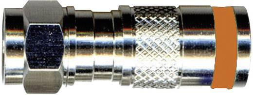 F-Kompressionsstecker Kabel-Durchmesser: 5.2 mm