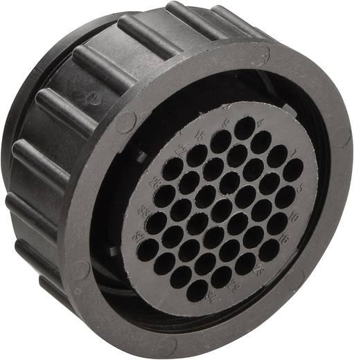 CPC Buchsengehäuse mit Überwurfmutter Pole: 37 182923-1 TE Connectivity 1 St.