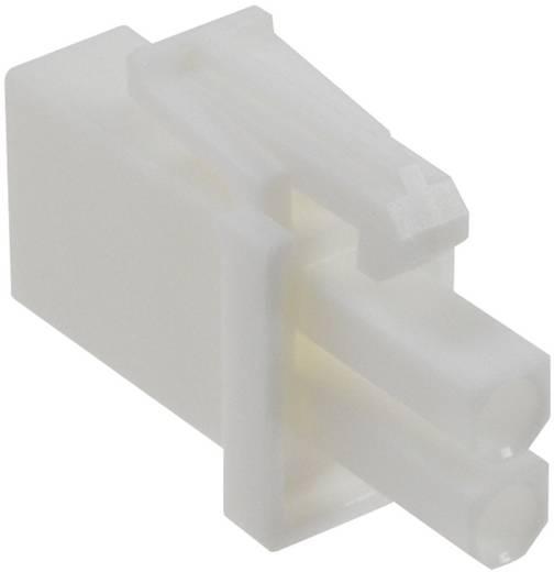 TE Connectivity Stiftgehäuse-Kabel Universal-MATE-N-LOK Polzahl Gesamt 2 Rastermaß: 4.14 mm 172165-1 1 St.