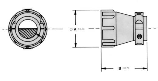 CPC Kabelklemme, gerade 182655-1 TE Connectivity 1 St.
