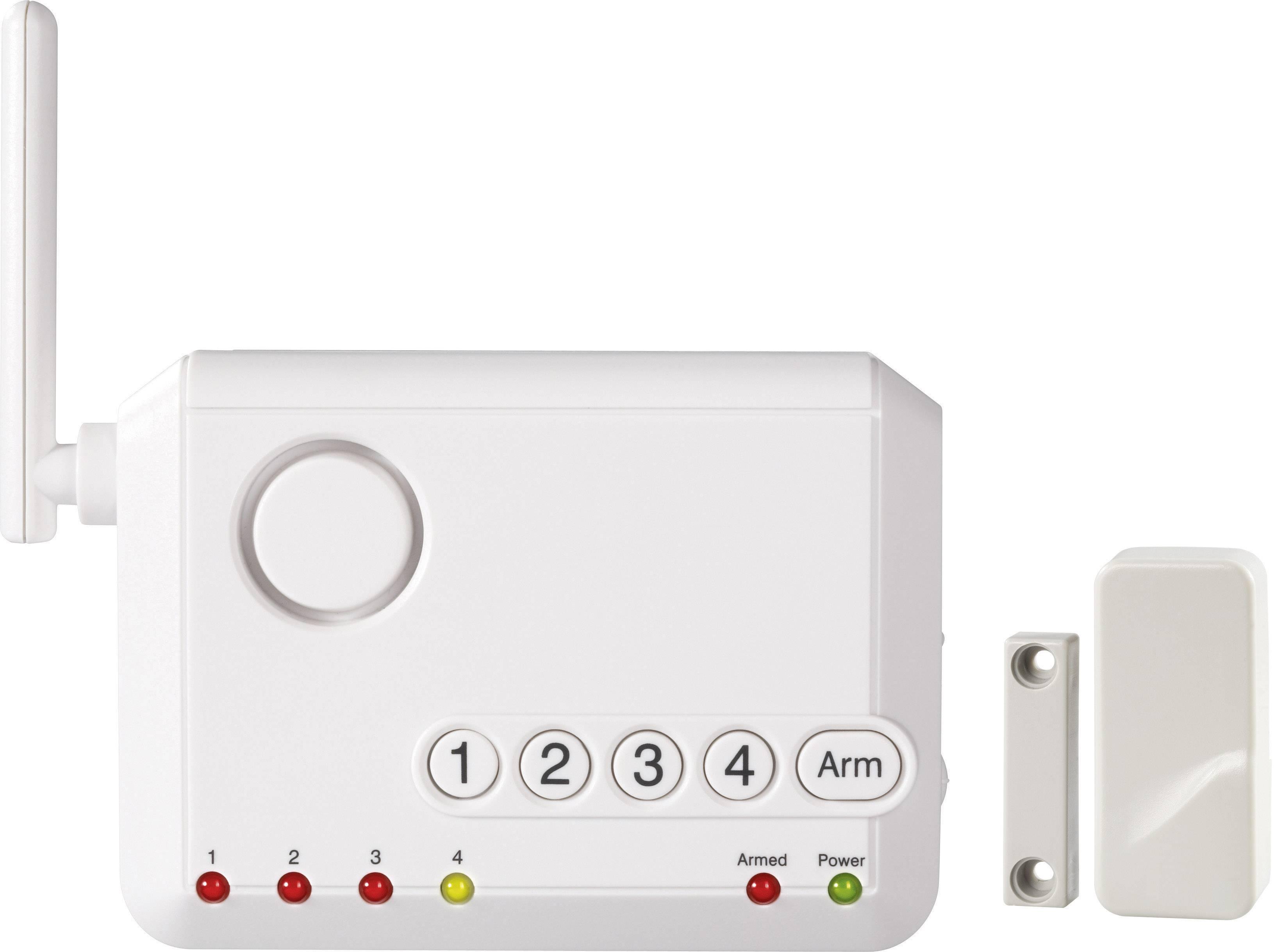 génial Système du0027alarme sans fil MA + contact de porte/fenêtre