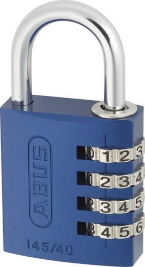 Vorhängeschloss 41.5 mm ABUS ABVS48807 Blau Zahlenschloss