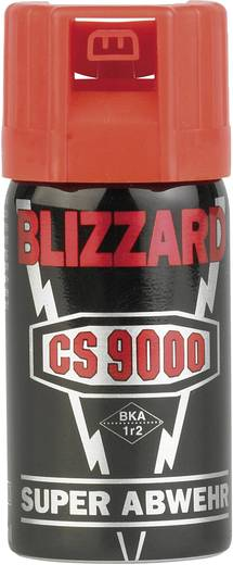 Blizzard Abwehrspray CS 9000