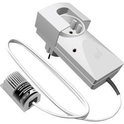 Detektor úniku plynu s mezizásuvkou Schabus ES GX-B3, externý senzor