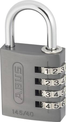 Vorhängeschloss 41.5 mm ABUS ABVS48806 Titanium Zahlenschloss