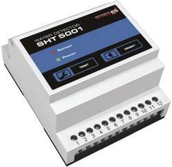 Detektor hladiny vody SHT 5001 Schabus, 300748, bez senzoru, na DIN lištu 230 V, >90 dB