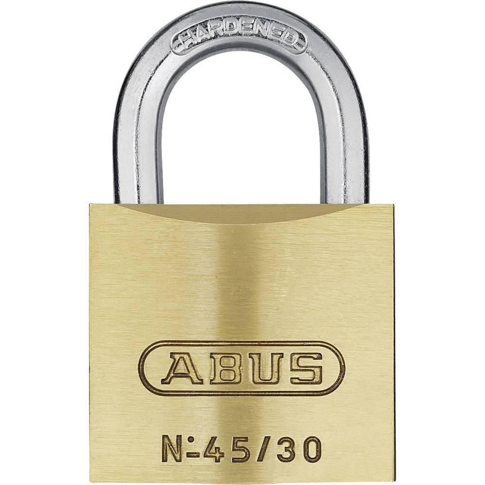 Vorhängeschloss 29 mm 2er Set ABUS ABVS11821 Schlüsselschloss im ...
