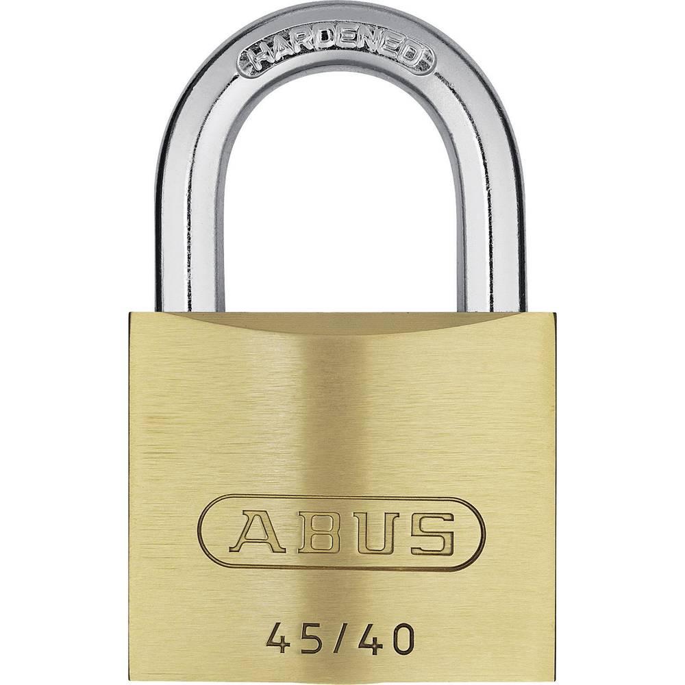 Vorhängeschloss 39 mm 3er Set ABUS ABVS11825 Schlüsselschloss im ...