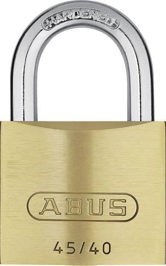 Vorhängeschloss 39 mm 3er Set ABUS ABVS11825 Schlüsselschloss