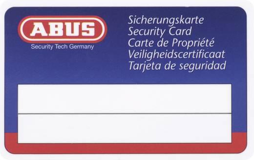 Türzylinder mit Sicherungskarte 30/30 ABUS ABTZ19541
