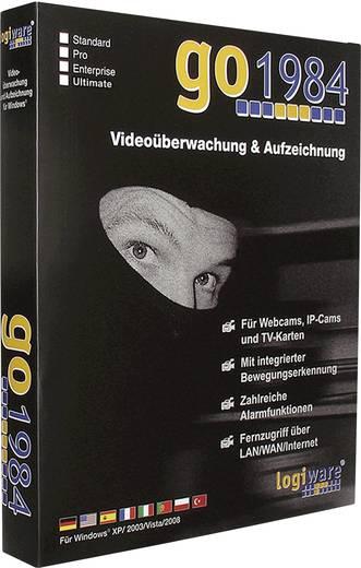 Logiware go1984 Professionel Videoüberwachungs-Software go1984prof