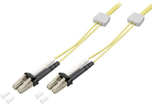 Glasfaser LWL Anschlusskabel [1x LC-Stecker - 1x LC-Stecker] 9/125µ Singlemode OS2 3 m EFB Elektronik