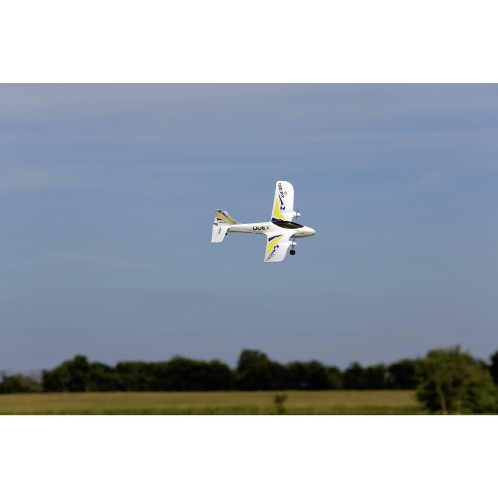 HobbyZone Duet R2F RC indoor-, microvliegtuig RTF 523 mm