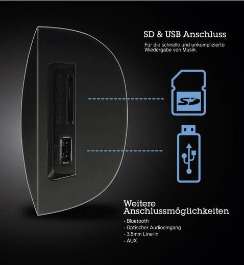 odys shark soundbar all in one bluetooth soundbar. Black Bedroom Furniture Sets. Home Design Ideas