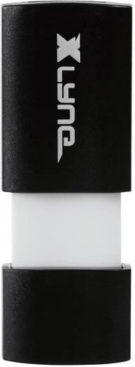USB-Stick 128 GB Xlyne Wave Schwarz/Weiß 7912800 USB 3.0