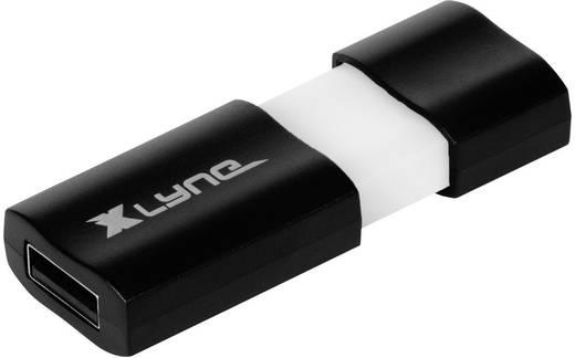 Xlyne Wave USB-Stick 64 GB Schwarz/Weiß 7964000 USB 3.0