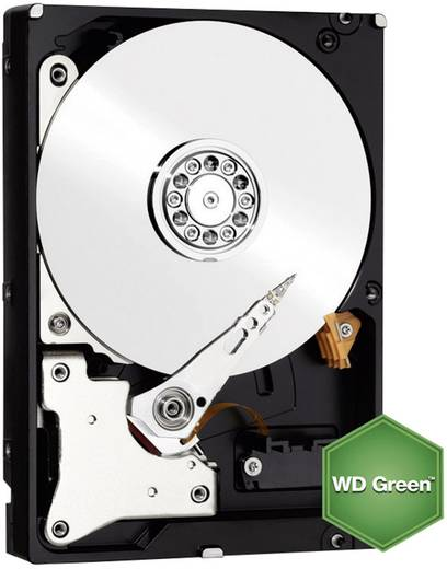 "Western Digital 3TB SATA 3,5"" WD30EZRX"