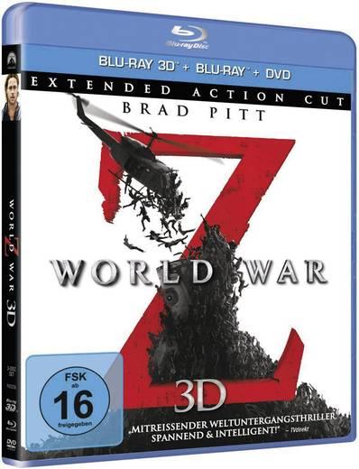 blu-ray 3D FSK: 16