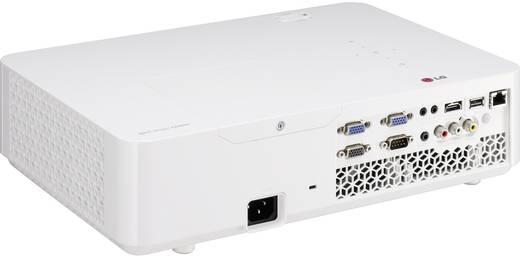 LCD Beamer LG Electronics LG BG630 Helligkeit: 3200 lm 1024 x 768 XGA 5000 : 1 Weiß