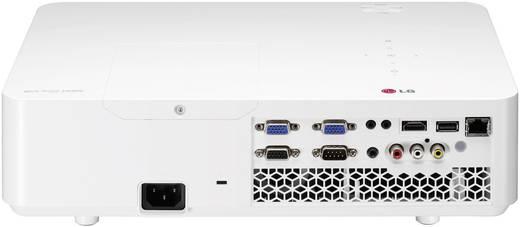 LCD Beamer LG Electronics BG630 Helligkeit: 3200 lm 1024 x 768 XGA 5000 : 1 Weiß
