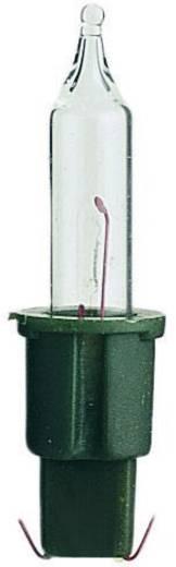 Ersatzleuchtmittel Weihnachten Konstsmide 1,5 V Steckanschluss 0,3 W Klar