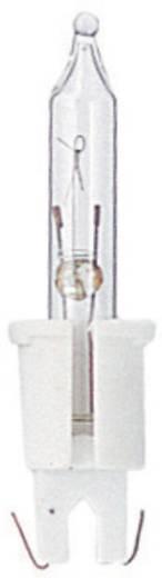 Ersatzbirne für Lichterketten 5 St. Weiße Steckfassung 6 V Klar Konstsmide 2689-052