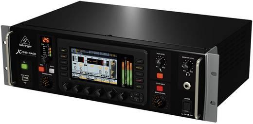 Digital-Mischpult Behringer X32 Rack Anzahl Kanäle:32 USB-Anschluss