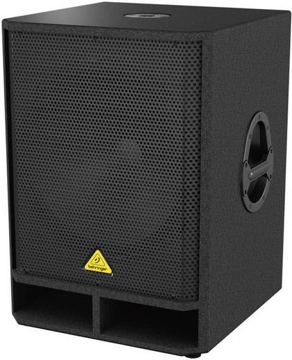 aktiver pa subwoofer 45 cm 18 zoll behringer vq1800d 250 w. Black Bedroom Furniture Sets. Home Design Ideas