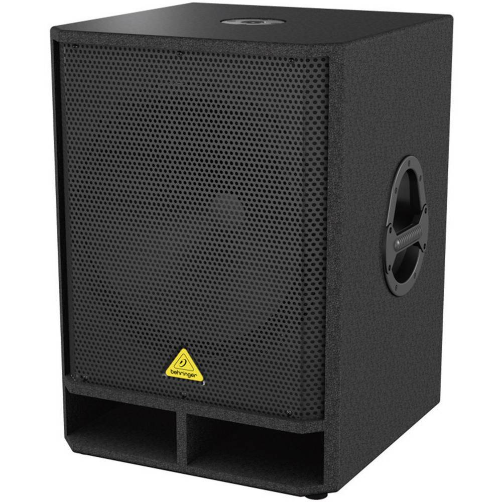 caisson de basse actif subwoofer 45 cm 18 pouces behringer vq1800d 250 w rms sur le site. Black Bedroom Furniture Sets. Home Design Ideas