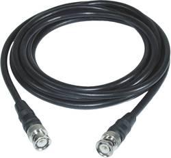 Câble rallonge [1x BNC mâle - 1x BNC mâle] ABUS TVAC40030 5 m noir