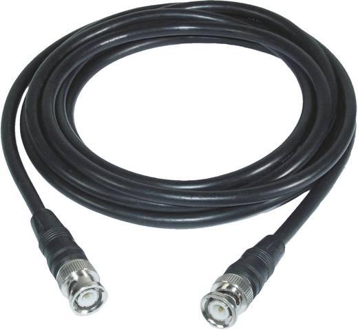 Verlängerungskabel [1x BNC-Stecker - 1x BNC-Stecker] 10 m Schwarz ABUS TVAC40040