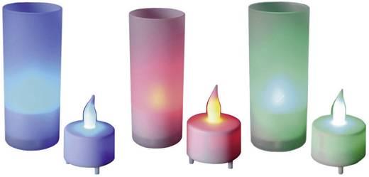 Dekoleuchte LED-Kerzenlicht 71.960 Rot, Grün, Blau,
