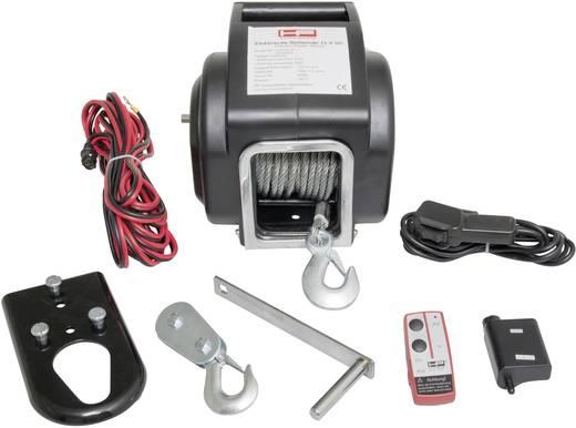Seilwinde Zugkraft (rollend)=6800 kg HP Autozubehör 20605 Kabel-Fernbedienung, Funk-Fernbedienung