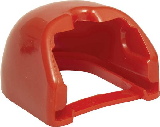 Anhängerkupplungs-Kappe HP Autozubehör Rot