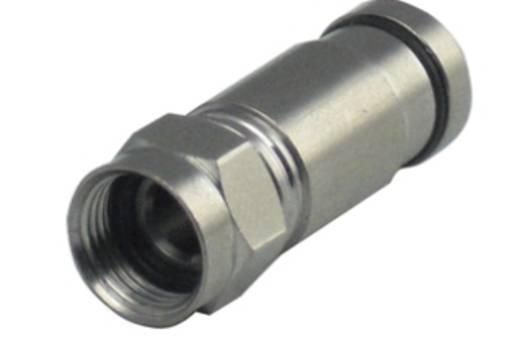 Schwaiger F-Verpressstecker FVS710 201 SAT Steckverbinder
