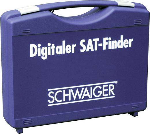 SAT Finder-Koffer Schwaiger SF9000, SF9002