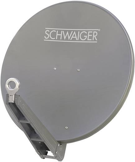 SAT Antenne 75 cm Schwaiger SPI075 Reflektormaterial: Aluminium Anthrazit-Grau