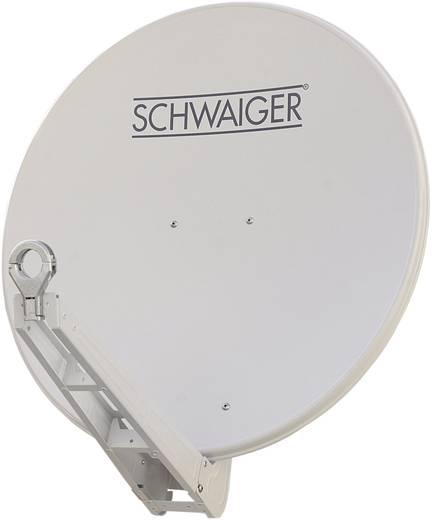SAT Antenne 75 cm Schwaiger SPI075 Reflektormaterial: Aluminium Hellgrau