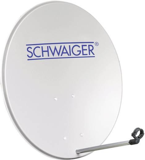 SAT Antenne 80 cm Schwaiger SPI2080 Reflektormaterial: Aluminium Aluminium-Grau