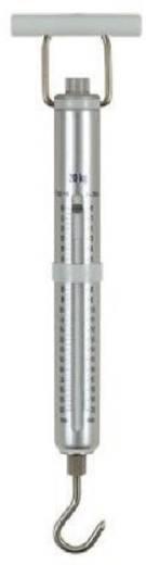 Federwaage Kern 285-502 Wägebereich (max.) 50 kg Ablesbarkeit 500 g