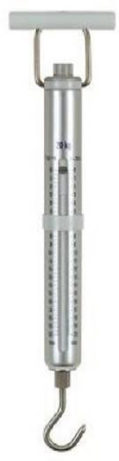 Federwaage Kern Wägebereich (max.) 50 kg Ablesbarkeit 500 g