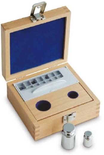 Kern 315-060-100 Universal-Etui, Holz gepolstert, bis 1 kg E1 + E2 + F1,