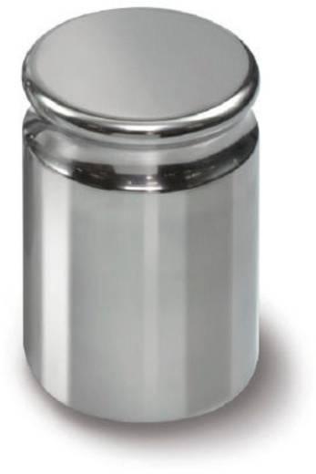 Kern E2 Gewicht 50 g Kompaktform mit Griffmulde, Edelstahl poliert
