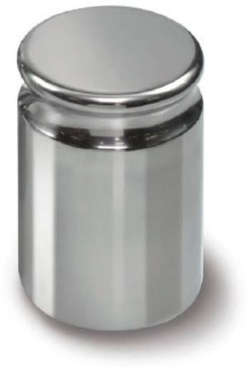 Kern E2 Gewicht 2 kg Kompaktform mit Griffmulde, Edelstahl poliert