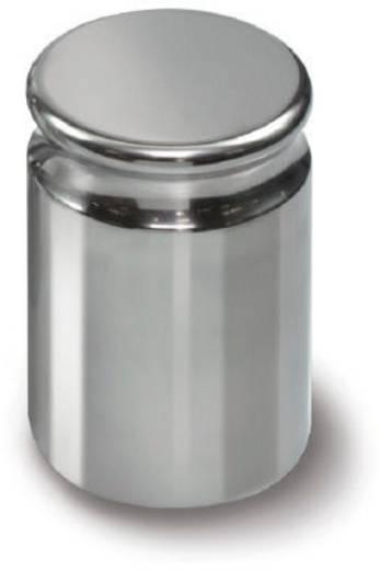 Kern E2 Gewicht 10 kg Kompaktform mit Griffmulde, Edelstahl poliert