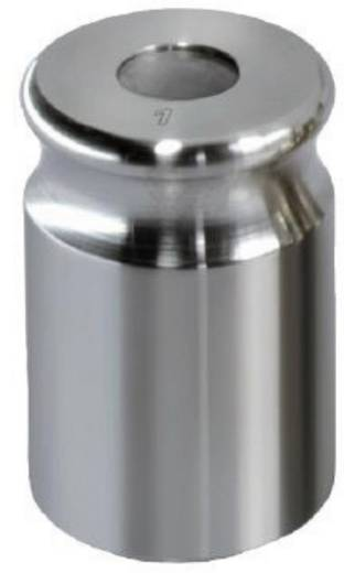 Kern 329-06 NON-OIML Gewicht 50 g, justiert nach FGKl. F1 Kompaktform mit Griffmulde, Edelstahl feingedreht